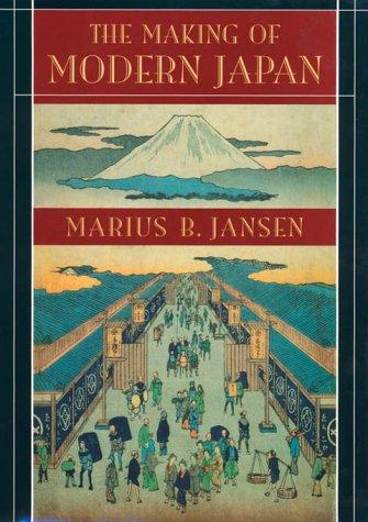 Download The Making of Modern Japan (Belknap Press)