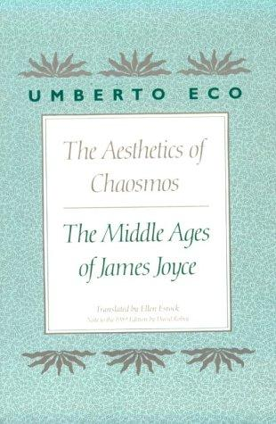 Download The aesthetics of Chaosmos