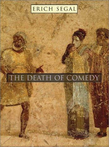 Download The Death of Comedy