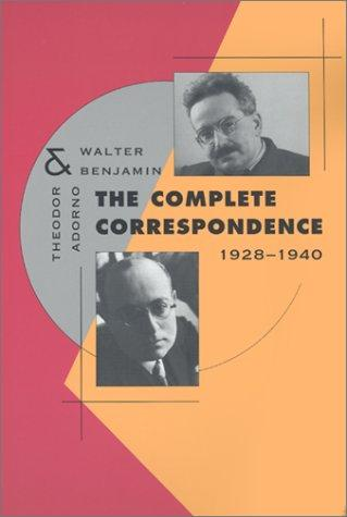 Download The Complete Correspondence, 1928-1940