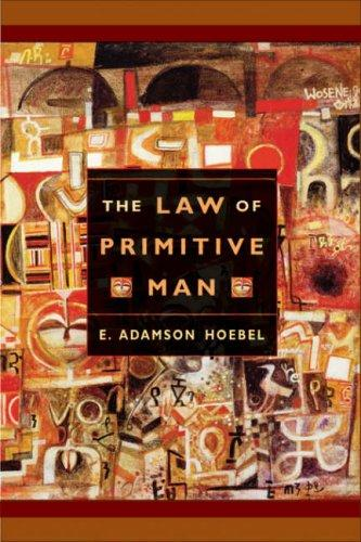 Download The Law of Primitive Man