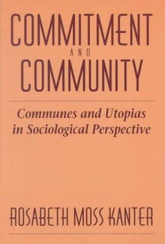 Commitment and Community