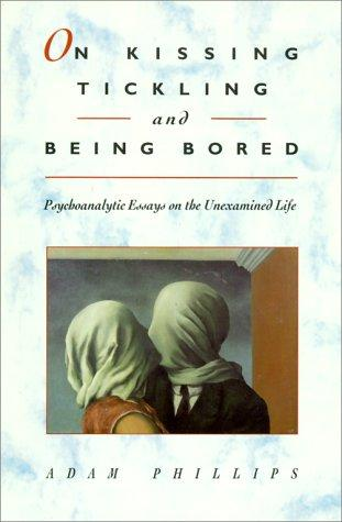 On kissing, tickling, and being bored