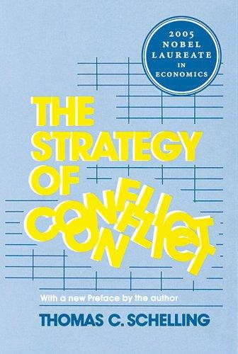 Download The Strategy of Conflict