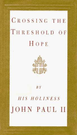 Download Crossing the threshold of hope