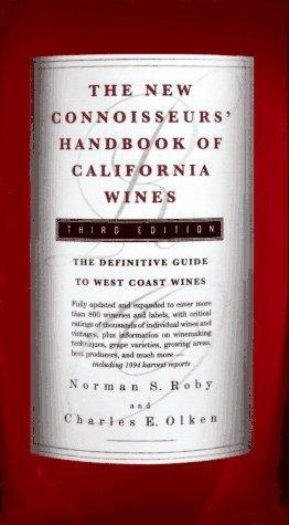 Download New Connoisseurs' Handbook Of California Wines, The