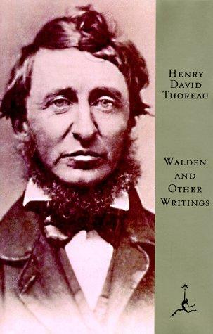 Download Walden and other writings of Henry David Thoreau