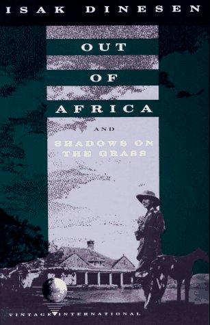 Download Out of Africa ; and, Shadows on the grass