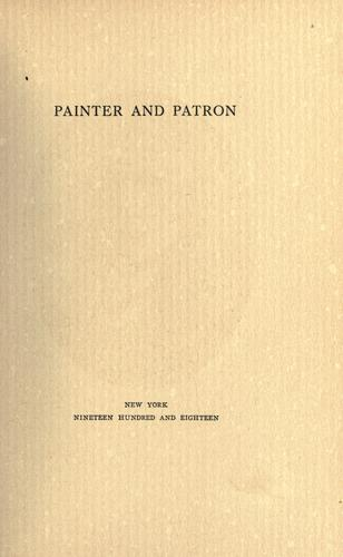 Painter and patron.