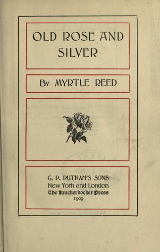 Download Old rose and silver.