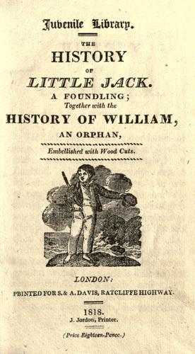 Download The history of little Jack, a foundling