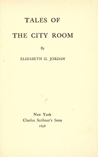 Tales of the city room