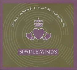 Simple Minds - Travelling Man