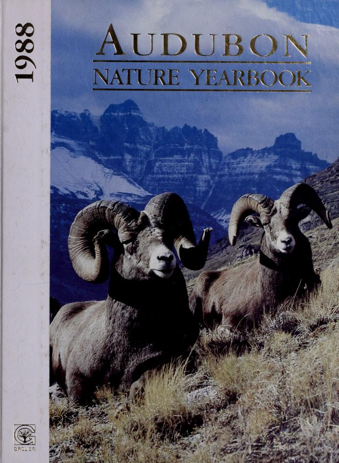 Audubon Nature Yearbook 1988 by Les Line