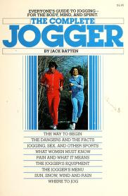 Cover of: The complete jogger | Jack Batten