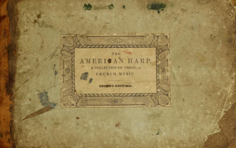 The American harp by Charles Zeuner