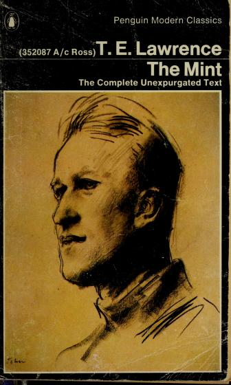 Cover of: The Mint (Modern Classics)   T. E. Lawrence