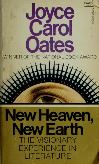 New heaven, new earth by Joyce Carol Oates
