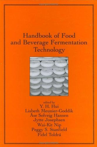 Handbook of food and beverage fermentation technology by