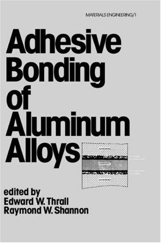 Adhesive bonding of aluminum alloys by