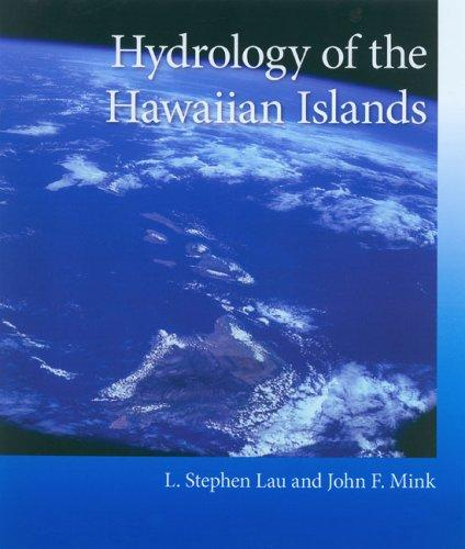 Hydrology of the Hawaiian Islands by