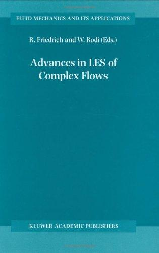 Advances in LES of complex flows by