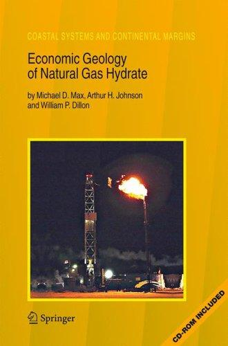 Economic geology of natural gas hydrate by