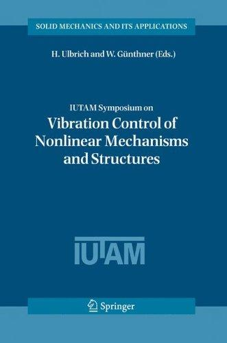 IUTAM symposium on vibration control of nonlinear mechanisms and structures by