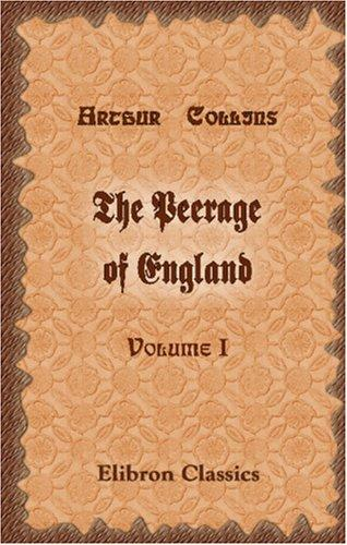 The Peerage of England