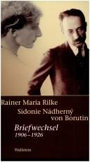Briefwechsel 1906-1926 by Rainer Maria Rilke