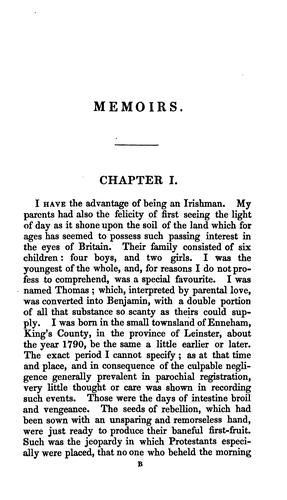 Memoirs of a sergeant, late in the forty-third light infantry regiment ... during the Peninsular war by Memoirs
