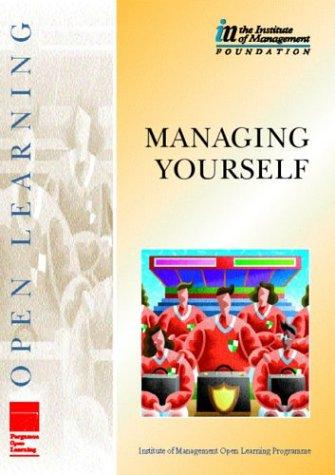 Managing yourself by Davis, Lisa