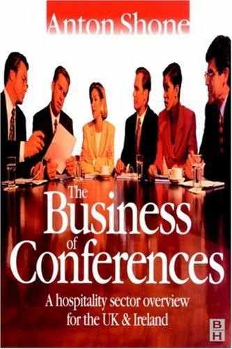 The business of conferences by Anton Shone