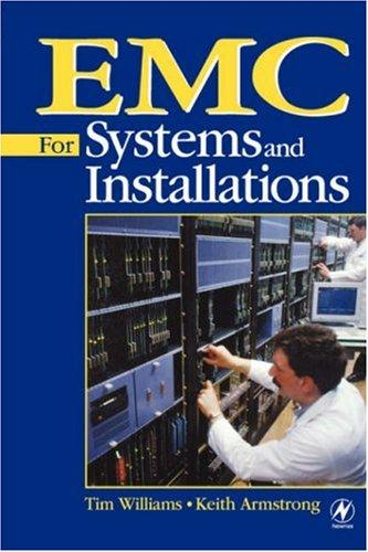 EMC for systems and installations by Tim Williams