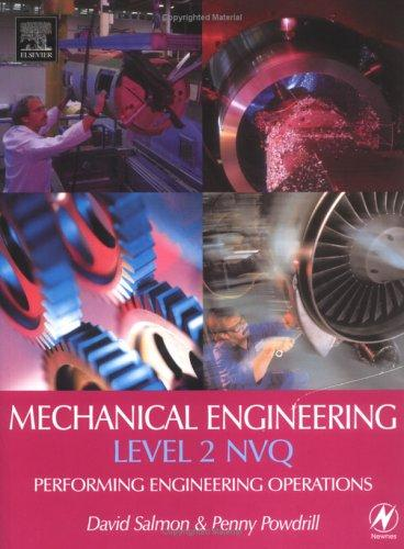 Mechanical engineering level 2 NVQ by
