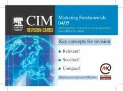CIM Revision Cards by Marketing Knowledge