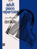 Adult Piano Repertoire  Level 1 (David Carr Glover Adult Library) by David Carr Glover