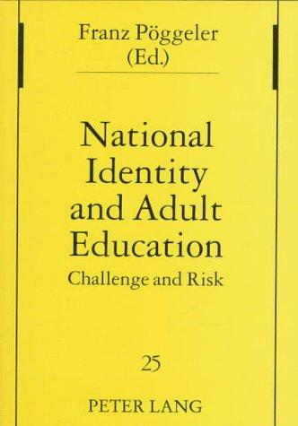 National Identity and Adult Education by Franz Poggeler