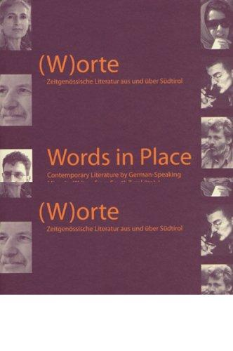 (W)orte / Words in Place by Sigrun Wildner
