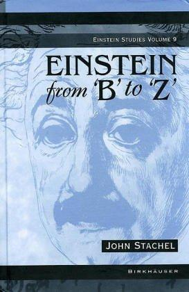 "Einstein from ""B"" to ""Z"" by Albert Einstein"
