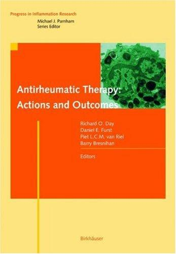 Antirheumatic therapy by
