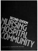 Psychiatric nursing in the hospital and the community