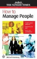 How to manage people by Michael Armstrong
