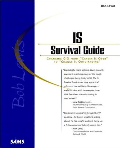 Bob Lewis's IS survival guide by Lewis, Bob