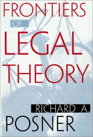 Image 0 of Frontiers of Legal Theory